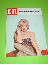 ER - DIE ZEITSCHRIFT DES HERRN  - NR. 5 vom MAI 1964 / MODE - FILM - KUNST