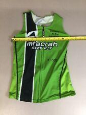 Mt Borah Womens Size Xs Xsmall Tri Triathlon Top Jersey (6910-6)