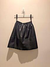Gorman Leather Skirt