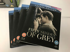 Fifty Shades Of Grey (Blu-ray, 2015)  New & Sealed