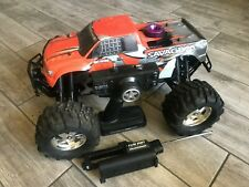 HPI Savage 25 RC Nitro Monster Truck 1/8 Scale Vintage Very Clean