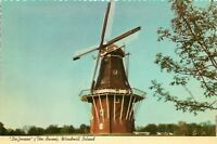 DeAwaan The Swan Windmill Island Holland Michigan Postcard