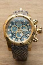 Invicta Reserve 52mm Venom Swiss Made Chronograph Watch #18302  Blue