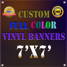 PVC Banners Outdoor Vinyl Banner Advertising Sign Printed Heavyrol PVC