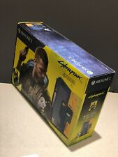 Cyberpunk 2077 Xbox One X Collectors Edition Console Bundle FREE SHIPPING IN CAN