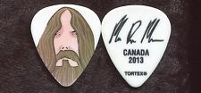 LAMB OF GOD 2013 Resolution Tour Guitar Pick!!! MARK MORTON concert stage CANADA