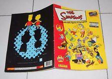 Album THE SIMPSONS Panini 1999 COMPLETO figurine Sticker Prima edizione