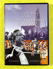 The Very Best of the Crystal Cathedral Choir Vol 2  DVD Movie Video Gospel Music