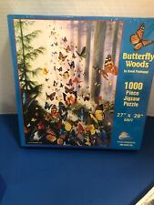 Butterfly Woods 1000 pc Jigsaw Puzzle