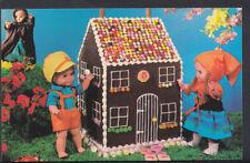 Children Postcard - Childs Toys - Dolls Fairy Tale Scene  1160