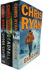 Chris Ryan Agent 21 Series 3 Books Collection Set Endgame,Under Cover,Deadfall