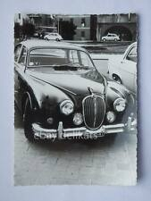 JAGUAR vecchia foto auto automobile car MILANO