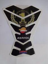 Motorcycle Tank Pad Protector Sticker | Honda (Repsol) HRC