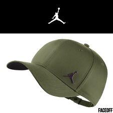 Nike Air Jordan Metal Jumpman Strap Adjustable Baseball Cap