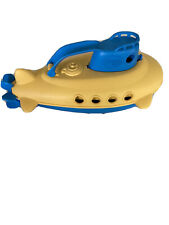Green Toy Submarine Made In Usa