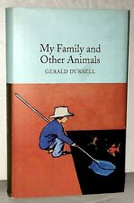 My Family and Other Animals by Gerald Durrell (English) Hardcover Book with Dj