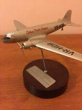 """RARO"" Modellino in Alluminio Douslas DC3 ""Betsy"" Cathay Pacific Airwais 40th"""