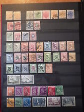 Lot Timbres Stamps SUOMI FINLAND / FINLANDE 1884-1929 Oblit. Used *
