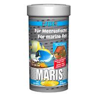 JBL Maris 250ml, Hauptfutter-Flocken für Meerwasserfische