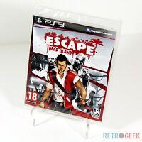 Jeu Escape Dead Island [VF] sur PlayStation 3 / PS3 NEUF sous Blister