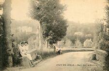 Carte JOUY EN JOSAS Pont sur la Bièvre