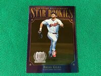 1997 Upper Deck #236 Brian Giles RC Rookie Cleveland Indians