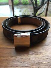 Louis Vuitton Mens Damier Belt 115cm x 30mm