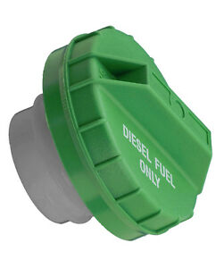 Diesel Only Replacement Filler Cap Venting Easy On Fuel Tank Top for Ford Trucks