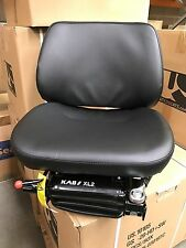 KAB XL2/U1 Mechanical suspension seat - small to medium tractors