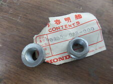NOS Honda Front Wheel Axle Nuts 1970 CB100 CL100 CL70 CT90 90305-028-000 QTY2