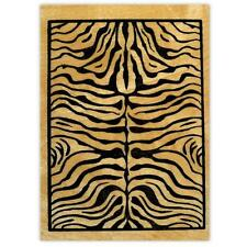 ZEBRA STRIPES Background African mounted rubber stamp, tribal, pattern #17
