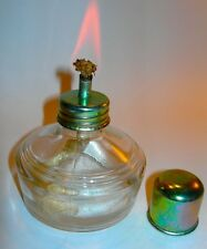 Alcohol Lamp-for use with heat shrink tubing in the making of Bassoon reeds