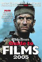 "(Good)-""Radio Times"" Guide to Films 2005 (Paperback)-Fane-Saunders, Kilmeny-0563"