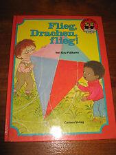 (e911) Livre pour enfants vole, Dragon vole Gyo Fujikawa lillibilli Willard EA 1984