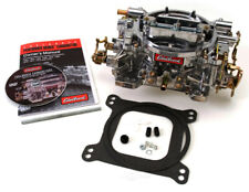 New Carburetor   Edelbrock   1407