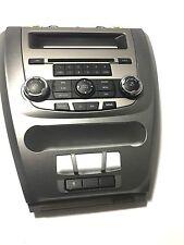 2010-2012 Ford Fusion Radio Control Panel OEM