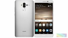 Huawei   Mate 9 White 64GB 20MP 4G LTE EXPRESS SHIP  Smartphone incl GST