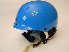 Giro REVOLVER Multisport Ski Skating Snowboarding Helmet Blue Sz S 52-55.5cm