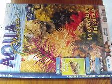 µ? Revue Aqua Plaisir n°39 Coloration des coraux Cascades pour bassin Elaphe