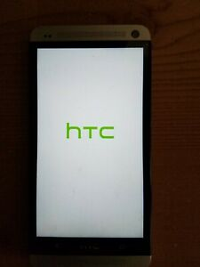 HTC One M7 - 32GB - Silver (AT&T) Smartphone
