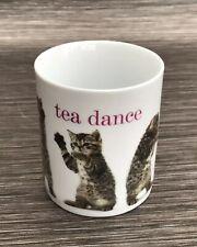 Tea Dance Kitten Mug - Otter House