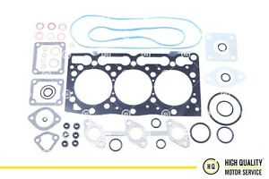 Upper Gasket Set With Metal Head Gasket For Kubota, 16266-99352, D1105, D1305.