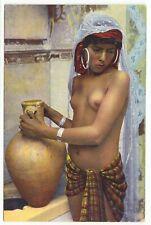 LEHNERT & LANDROCK,Mädchen Orient Bedouine Arab girl Ethnic Type ~1915