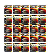 25x Panasonic CRP2 CR-P2 Battery Photo 6V 223A CR223 6 Volt Lithium Camera FRESH