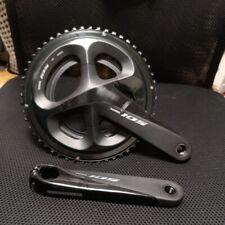 Shimano 105 FC-R7000 160mm Crankset - Silky Black