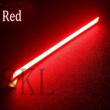 2X Red Bright COB Car LED Light DRL Fog Driving Lamp Waterproof 17cm 12V Good