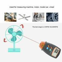 Tachymètre laser portatif numérique outil de compteur de vitesse testeur non