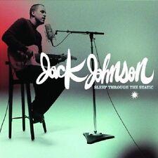 Sleep Through the Static [Digipak] by Jack Johnson (CD, Feb-2008, Universal...