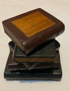 Decoración para escritorio en forma de libros.(3)