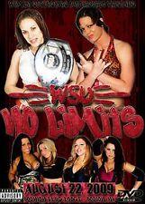 WSU Womens Wrestling - No Limits DVD Nikki Roxx Mercedes Martinez